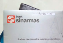 pilihan kartu kredit bank Sinarmas